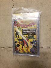 Amazing Spider-Man 12 comic CGC Signature Autograph STAN LEE 3rd Doctor Octopus