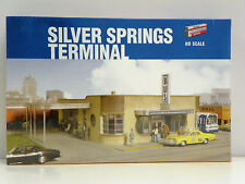 "WALTHERS/CORNERSTONE HO U/A ""SILVER SPRINGS TERMINAL"" PLASTIC MODEL KIT"