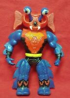 Mattel MOTU 1985 HE-MAN The Evil Horde Mantenna action figure Vintage Authentic