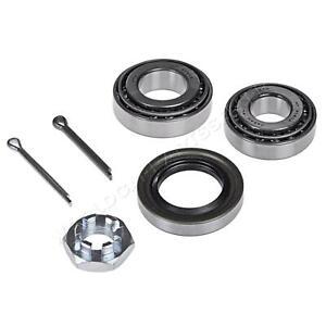 Wheel Bearing Kit Rear For DAEWOO CHEVROLET Matiz Spark 96316634