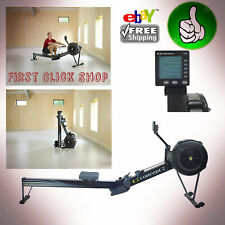 Rowing Machine PM5 Display USB Drive Monitor Track Speed Calories Concept2 Black