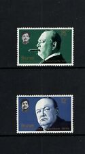 Brunei 1972 Winston Churchill with Cigar MNH SG 239-240