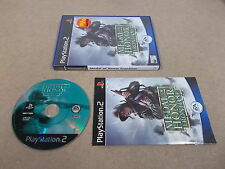 PS2 Playstation 2 Pal Jeu Medal of Honor Frontline avec boite instructions