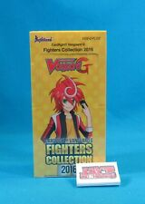 Bushiroad Cardfight!! Vanguard G Fighters Collection 2016 Booster Box Sealed