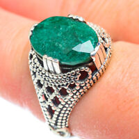 Green Sillimanite 925 Sterling Silver Ring Size 9 Ana Co Jewelry R51874F