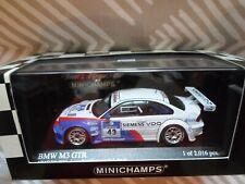 Minichamps - 1/43 - Nurburgring 24 Hour - BMW M3 GTR - #43 2004