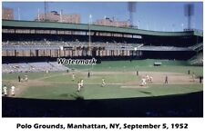 MLB Polo Grounds New York Giants vs Philadelphia Phillies 8 X 12 Photo Picture