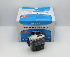 Sony Handycam DCR-PC350E videocamera in scatola MINI DV Videocamera Digitale Nastro