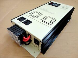 2000/4000Watt Power Inverter w/Charger 12VDC 220/240VAC 50Hz EXTRA 200 Watt More