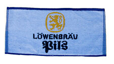LOWENBRAU PILS Pub Beer BAR TOWEL