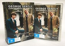 GEORGE GENTLY Complete Series 1 2 3 4 5 6 7 DVD 15-Disc Box Set R4 PAL oz seller