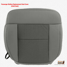 2004 2005 2006 Ford F150 FX4 Passenger Bottom Gray Cloth Replacement Seat Cover