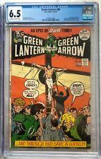 Green Lantern #89 CGC 6.5 **Last Issue of Adams/O'Neil Run**