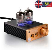 Nobsound 6J9 Valve Tube Headphone Amplifier Mini Stereo Audio HiFi Earphone Amp