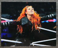 BECKY LYNCH WWE THE MAN AUTOGRAPHED SIGNED 8x10 PHOTO