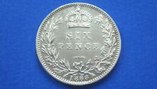 A Queen Victoria 1888 sixpence in EF/gEF grade - jwhitt60 coins