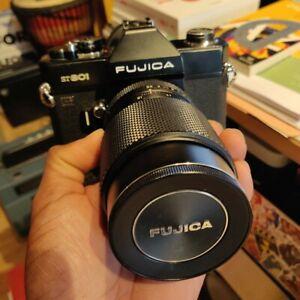 FUJICA ST 801 LED 35 mm EBC FUJINON 135mm 2.5
