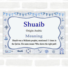 Shuaib Name Meaning Nautical Certificate