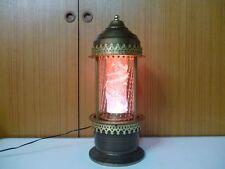 VINTAGE GLITTER LIGHT RAIN LAMP VENUS MINERAL OIL LIGHT MOTION WORK 110V ONLY