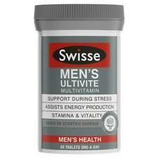 Swisse Ultivite Multivitamin Tablets for Men - 60 Count