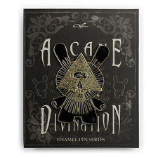 Kidrobot ARCANE DIVINATION Enamel Pin Series THE MAGICIAN Opened Blind Box Dunny