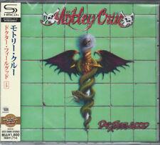 MOTLEY CRUE-DR.FEELGOOD +5-JAPAN SHM-CD BONUS TRACK D50