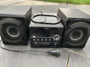 TEAC Micro Hi-Fi Stereo System - MC-DV639