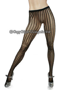 Trendy Sexy Seamless Black Fishnet Pantyhose Hose Stockings