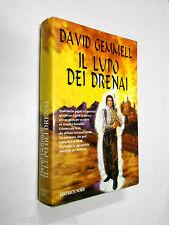 IL LUPO dei DRENAI david gemmell , editrice nord 1998