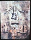 "Anselm Kiefer ""Lilit's Daughters"" German Modern Art 35mm Slide"