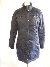 Ladies Coat - Calvin Klein Jeans, size XXL, black, quiilted, warm, hooded - 2124