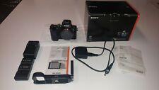 Sony Alpha A7R A 7R 36.4 MP Digital Camera (Body Only) + Extras! Low Shutter USA