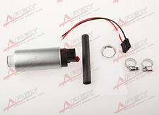 255LPH High Pressure High Flow Electric Fuel Pump Install Kit Walbro GSS341