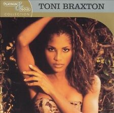 Platinum & Gold Collection by Toni Braxton (CD, Oct-2004, BMG)