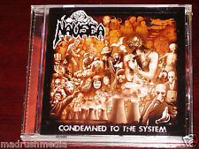 Nausea: Condemned To The System CD 2013 Willowtip Records USA WT-123 NEW
