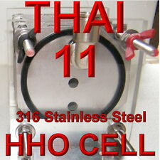 HHO 11 PLATE  HYDROGEN GENERATOR DRY CELL WHOLESALE LOT X 10 EASY INSTALL UNITS