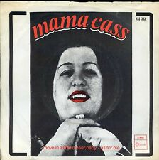 7inch MAMA CASS move in a little closer, baby HOLLAND +PS EX