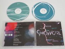KYLIE/SHOWGIRL HOMECOMING LIVE(EMI 00946 385331 2 2) 2XCD ALBUM