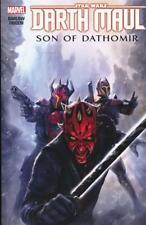 STAR WARS: DARTH MAUL - SON OF DATHOMIR TPB Marvel Comics Collects #1-4  TP