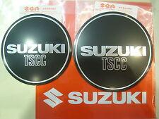 Set of Genuine Suzuki Engine Emblem Left Right GSX750 GSX1100 GSX1100E Katana