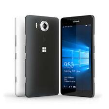 Nokia Microsoft Lumia 950 950 XL Windows 10 - Ultimo 32GB 4G 20MP Graduate