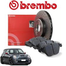 Kit Dischi e Pastiglie Posteriori Brembo Mini (R50,R53,R56)