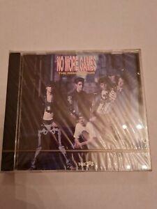 NEW KIDS ON THE BLOCK / NO MORE GAMES - THE REMIX ALBUM * NEW CD 1990 * NEU *
