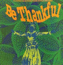 Various Reggae(Vinyl LP)Be Thankful-Attack-ATLP 115-UK-1991-M/M