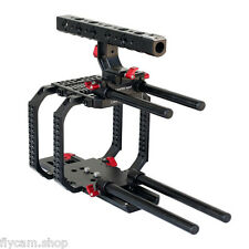 Camtree Hunt Camera cage for Red Scarlet with top handle and rod support