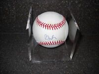 Greg Maddux Autographed Ball Signed on Sweet Spot COA 1995 World Series Ball