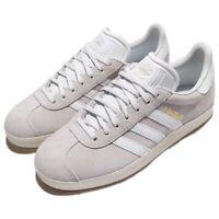 adidas Originals Gazelle Nubuck Crystal Cream White Men Women Shoes CQ2799