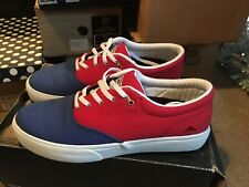 Emerica The Reynolds Cruiser LT Men's Skater Shoes Blue & Red. Size UK 7 EU 41