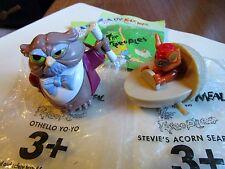 """KFC Kids Meal """"The Treeples""""  OTHELLO YO-YO & STEVIE ACORN SEARCHER"""