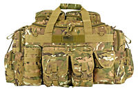 EastWest Tank Tactical Duffle Bag Operator Deploy Shooter Gear Bag MULTICAM*